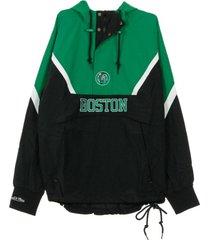 half zip anorak jacket boscel windbreaker