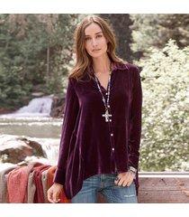 velvet dream blouse