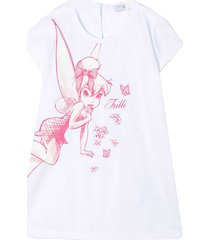 monnalisa print t-shirt