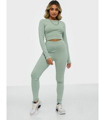 nly trend high waist set jumpsuits