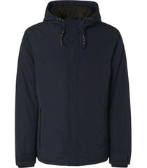 no excess jacket hooded padded double front c night
