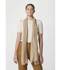 lenço feminino em tecido de poliéster - feminino