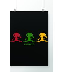 poster manolo reggae