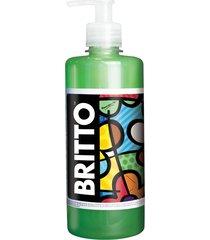 britto sabonete líquido 500ml - erva doce