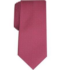 club room men's micro dot tie, created for macy's