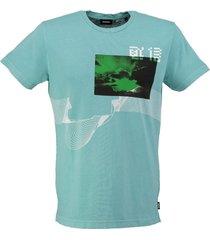 diesel t-shirt valt 1 maat kleiner
