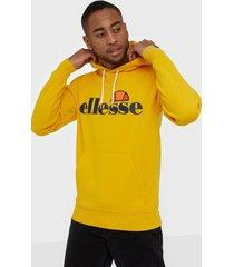 ellesse el sl gottero oh hoody tröjor yellow