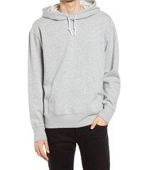 men's bp. fleece hoodie, size x-large - grey