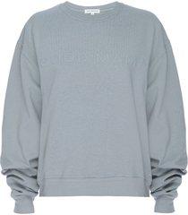 women's good american good mama oversize graphic sweatshirt