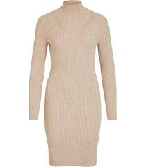 klänning viandena knit funnel neck l/s dress