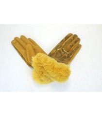 guante amarillo almacén de parís