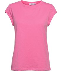 cc heart basic t-shirt t-shirts & tops short-sleeved rosa coster copenhagen