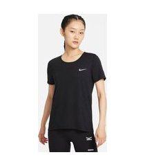 camiseta nike dri-fit run division feminina