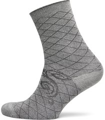 decoy ankle sock glitter lingerie hosiery socks grå decoy