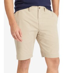 polo ralph lauren men's big & tall classic fit stretch chino shorts