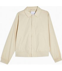mens stone paper touch jacket