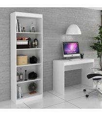 escritório completo 25887 branco/tx - hecol