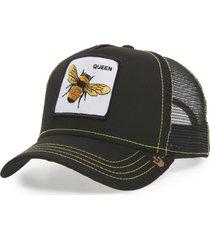 goorin bros. queen bee trucker cap in black at nordstrom