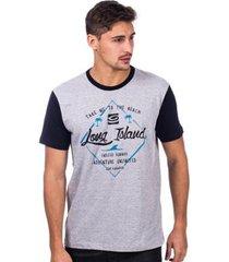 camiseta long island endless masculina