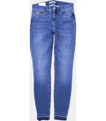 jeans legging rodeo azul tommy hilfiger