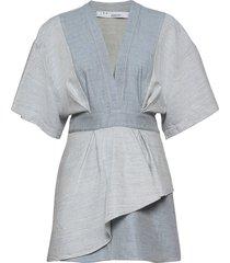 meral kort klänning blå iro