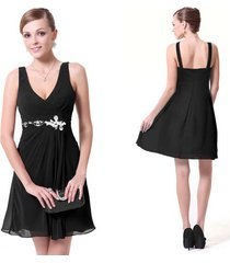 vestido it girls v1296 negro