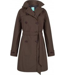 happyrainydays regenjas trenchcoat colette coffee