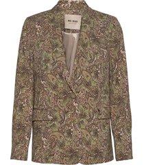 bena jive blazer blazers casual blazers grön mos mosh