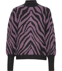 cheryl grace knit gebreide trui paars bruuns bazaar