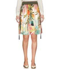 shirtaporter knee length skirts