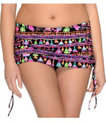 saltabad torguay bikini skirted brief with string * actie *