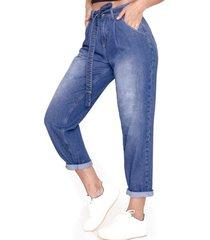 jeans galak azul best west jeans