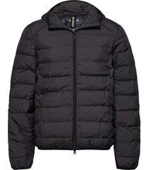 asp jacket man gevoerd jack zwart ecoalf