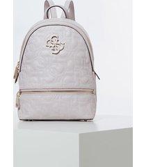 pikowany plecak z logo model new wave
