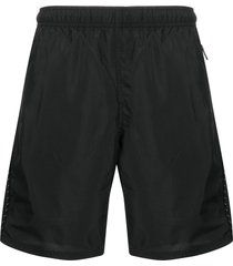 givenchy classic swim shorts - black