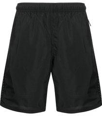 givenchy classic swim shorts - black