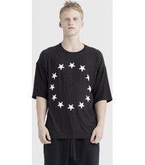 t-shirt oversized bamboo tee finis europae