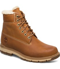 radford warm linedboot wp shoes boots winter boots brun timberland