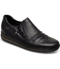 44254-00 loafers låga skor svart rieker