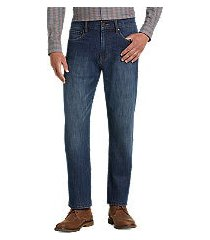 reserve collection traditional fit jeans by jos. a. bank