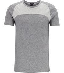 boss men's thilix colorblock t-shirt