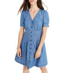 women's madewell denim daylily dress
