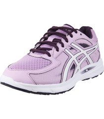 zapatilla  lila asics gel-transition