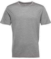 m's activist tee t-shirts short-sleeved grå houdini