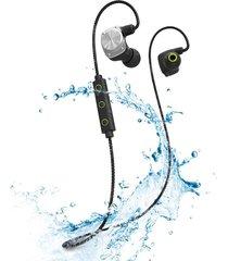 audifonos bluetooth, u6 auricular inalámbrico audifonos bluetooth manos libres  auriculares impermeables para el deporte cancelación de ruido auriculares corrientes auricular audifonos bluetooth manos libres  para teléfono (negro)