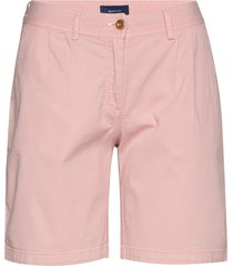 d2. sunfaded modern chino shorts shorts chino shorts rosa gant
