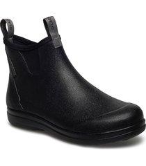 hampton ii women's 6'''' regnstövlar skor svart lacrosse
