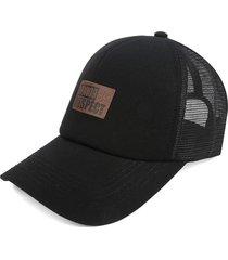 gorras negra-café colore