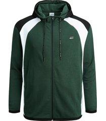 jack & jones vest - modern fit - groen