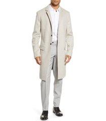 men's allsaints birdstow wool coat